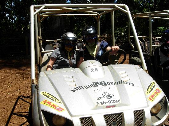 Kipu Ranch Adventures: Kipu Ranch Rhino ATV