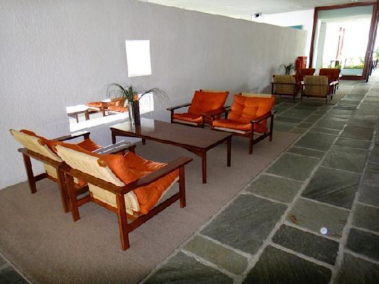 Amalia Hotel Delphi: Hall