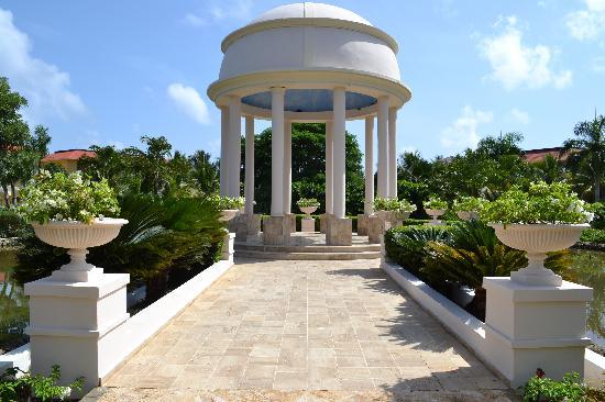 Dreams Punta Cana Resort & Spa: Saw a wedding here