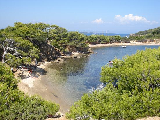 Residence Hoteliere La Pinede Bleue: Ile de Porquerolles