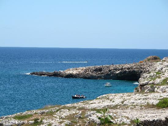 Costa di Ponente: schöne Aussicht
