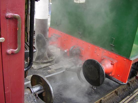 Gwili Railway: a nice coupling