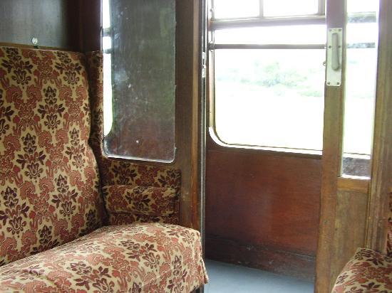 Gwili Railway: Very Agatha Christie...