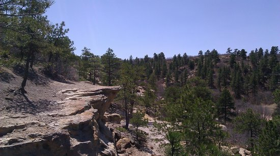 Palmer Park: Beautiful Park in the middle of COS