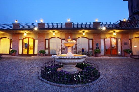 L'Ottava Hotel: vista esterna