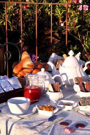 L'Ottava Hotel: colazione in terrazza