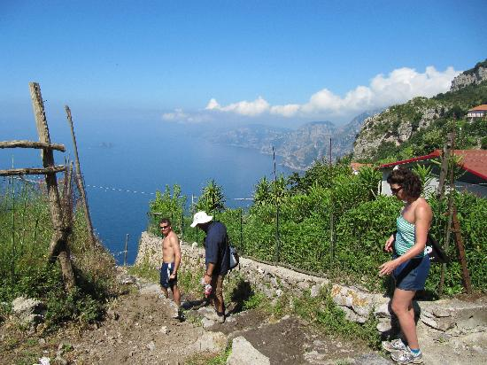 That's Amore Cycling Excursions: Path of gods hiking excursions