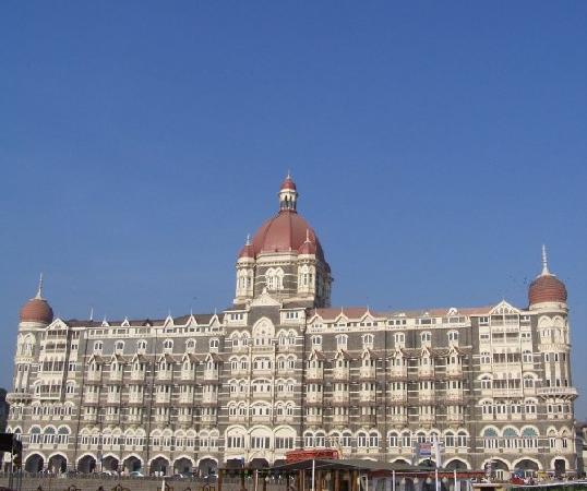 The Taj Mahal Palace: The Taj Palace - Beautiful!