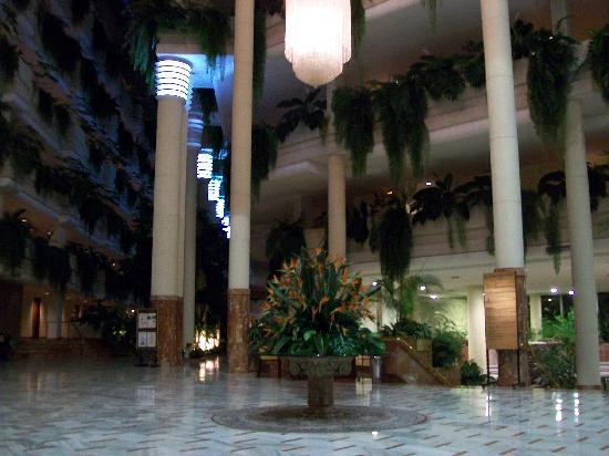 Spring Arona Gran Hotel: Hotel lobby