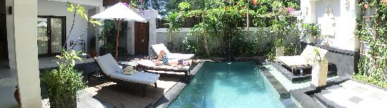 Ko-Ko-Mo Resort: 2 bed pool villa Cempaka