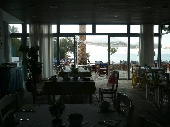 Apollon Suites Hotel: ristorante