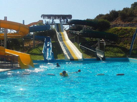 Bodrum Holiday Resort & Spa: fun times