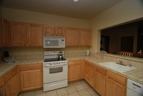 WorldMark Las Vegas-Boulevard: Kitchen