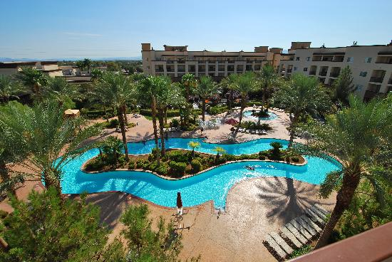 WorldMark Las Vegas-Boulevard: Pool Area - Lazy River