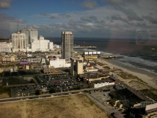 Bally's Atlantic City: Great view!