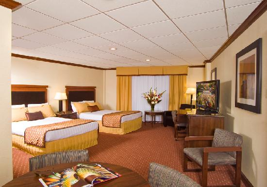 Riverwalk Plaza Hotel & Suites: Typical Guestroom