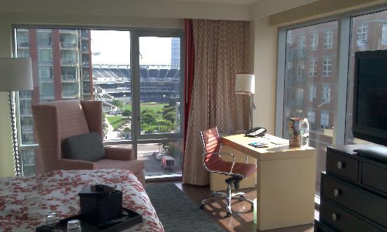 Hotel Indigo San Diego Gaslamp Quarter: Room 814