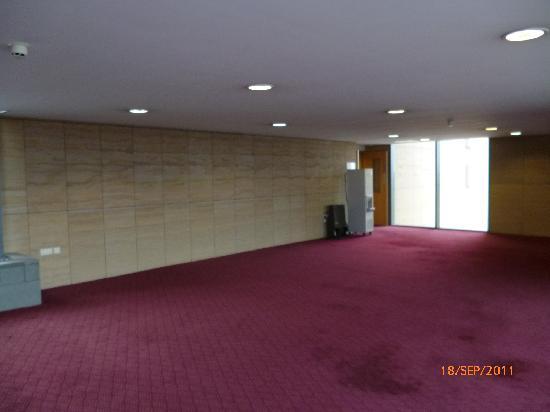 Clayton Hotel Dublin Airport: lift