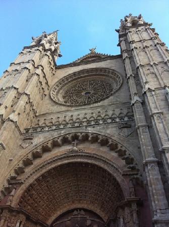 Catedral de Mallorca: cattedrale La Seu