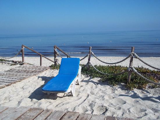 SunConnect One Resort Monastir: plage superbe