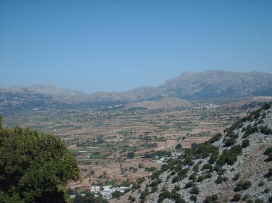 Safari Club Crete: lassithi plateau