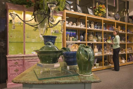 Illinois State Museum: The Museum Store features crafts from Illinois Artisans