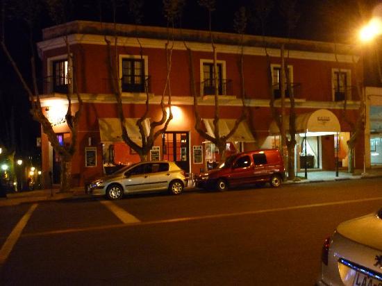 Hotel Beltran: Vista desde la calle