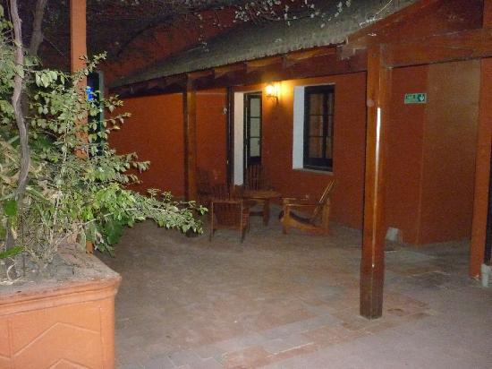 Hotel Beltran: Patio interno