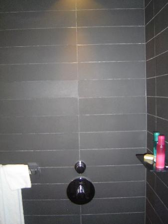 Sofitel Brussels Le Louise: Another shot of the shower