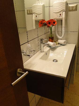 Hotel Panamericano: baño