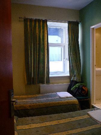 Westbury Hotel Kensington: i letti e la stanza