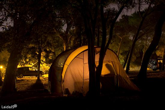 Lisboa Camping & Bungalows: Relax