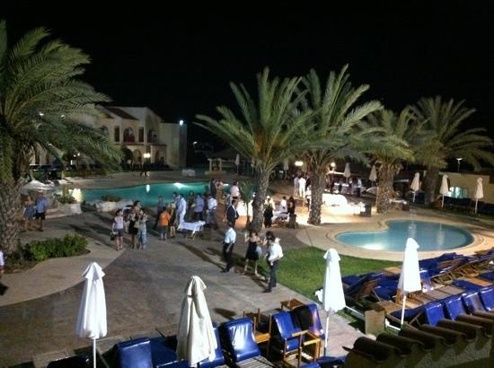 Princess Beach Hotel: vue de balcon