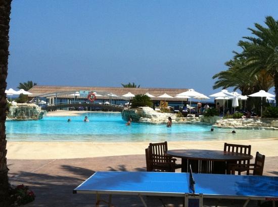 Princess Beach Hotel: vue piscine