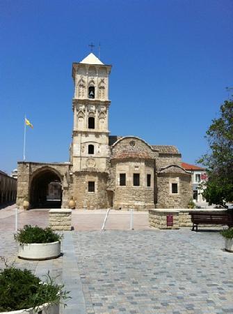 Princess Beach Hotel: église St. lazar