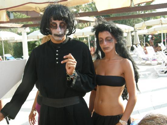 """Villaggio Turistico Akiris: il poeta """"maledetto """"...!!!!"""