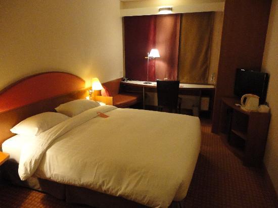 โรงแรมไอบิส แอมบาสซาเดอร์ โซล: Room #411