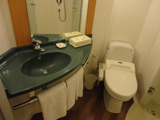 โรงแรมไอบิส แอมบาสซาเดอร์ โซล: Bathroom
