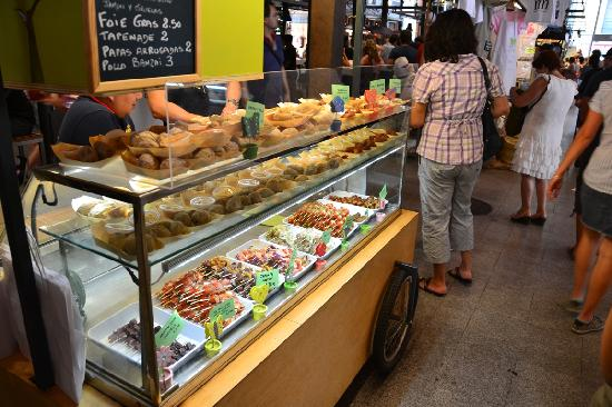 Mercado San Miguel: Exquisite pinchos