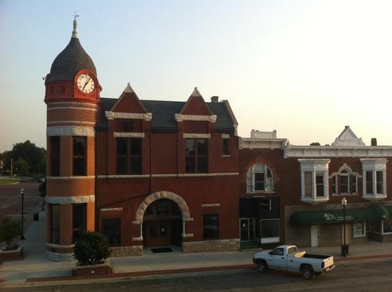 Hiawatha, แคนซัส: city hall