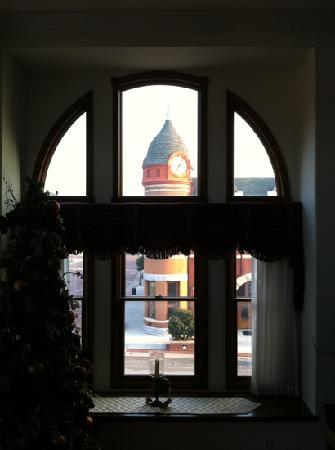 Hiawatha, แคนซัส: city hall.