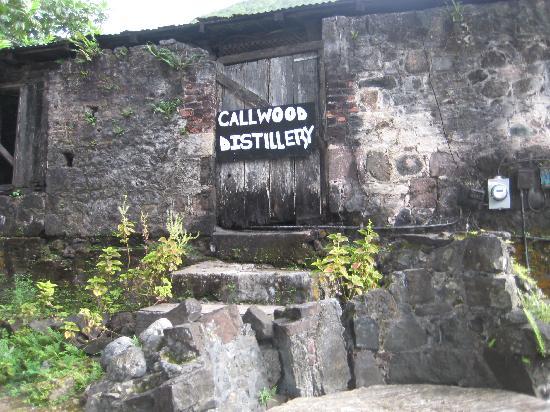 Callwood Distillery: Callwood Exterior 2