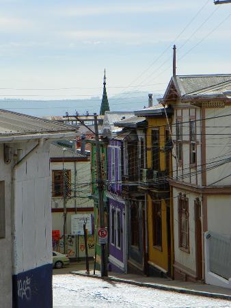 Ultramar Hotel: Valparaiso