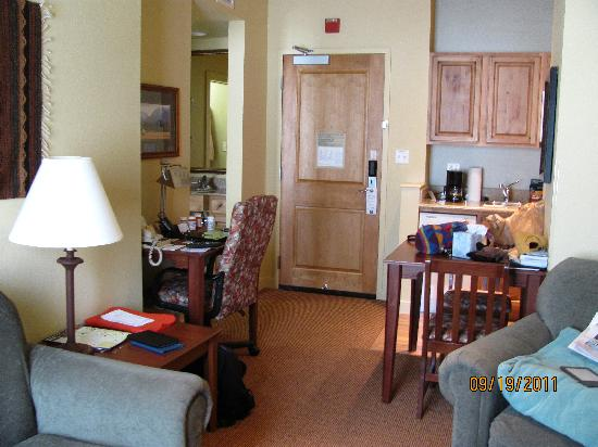 Homewood Suites by Hilton Jackson: King Suite