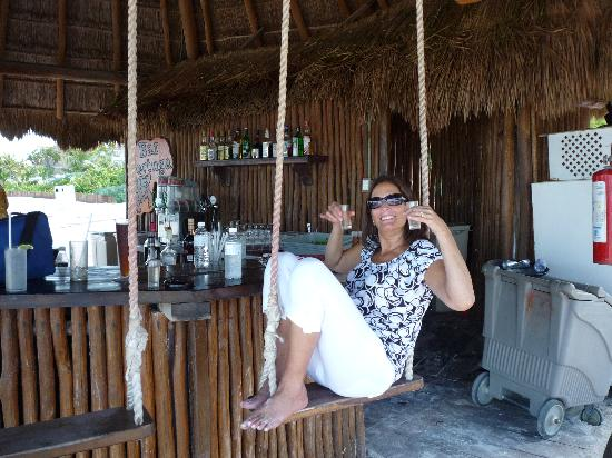 Secrets Maroma Beach Riviera Cancun: Say hi to Don Julio!