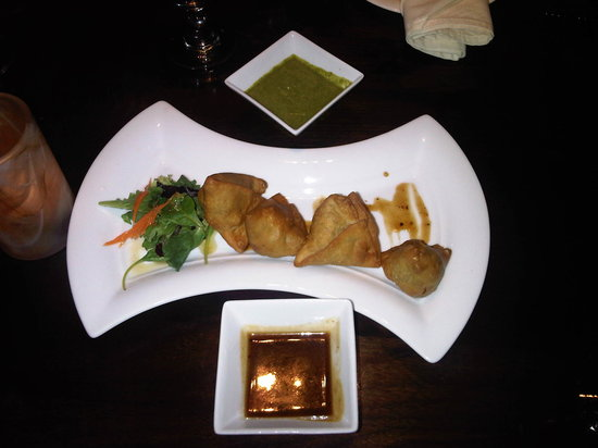 Amber san francisco soma menu prices restaurant for Amber cuisine elderslie menu
