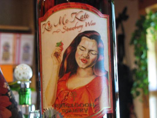 Brigadoon Winery: Kiss me Kate!