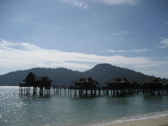 Pangkor Laut Resort: Sea Villa's