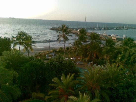 Hotel Venetur Margarita: playa