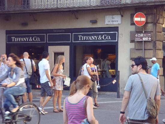 La Residenza: Tiffany's